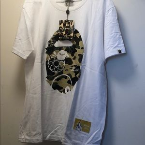 BAPE X Futura / DS with tags